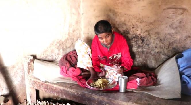 शर्मिला नेपाली २० वर्ष देखि बाख्राको खोरमा