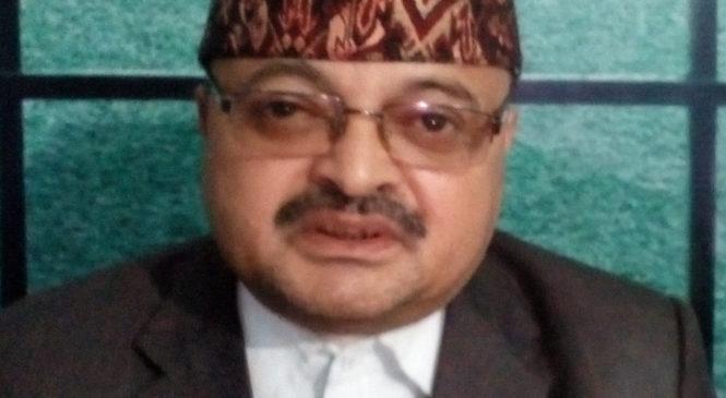 नेपाली काँग्रेसले जनताले दिएको म्यान्डेटलाई पुरा गरिरहेको छ '