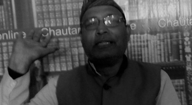 ' यो कमाउनिष्टहरुको सरकार हो ' कवि , जयप्रसाद आचार्य