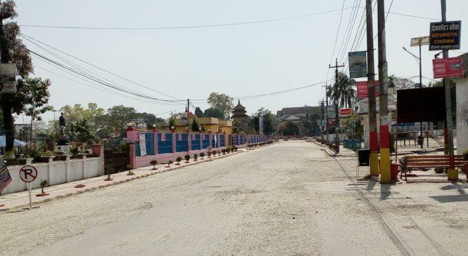 लक डाउनको ६ दिन पूर्वी नाका काँकरभिट्टा यस्तो थियो ( फोटो र भिडियो )