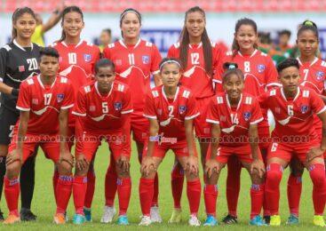 पहिलोपटक विश्वकप खेल्ने बाटोमा महिला टोली