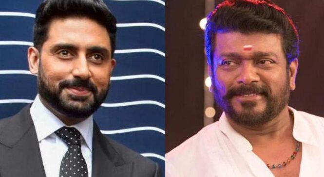 तमिल फिल्म 'ओथा सेरुप्पु' को रिमेकमा अभिषेक
