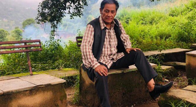 छायांकनमा निस्कियो शिव श्रेष्ठको 'डाँडाको बरपीपल'